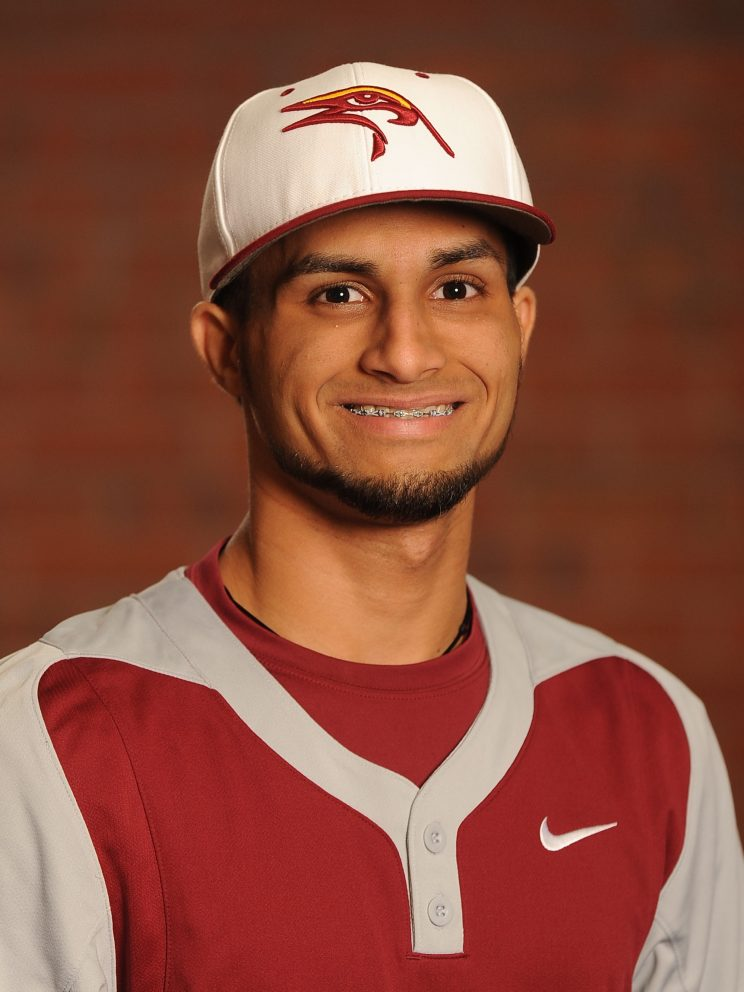 Justin Valazquez: Photo by Larry Bartel, HC Marketing and Communications