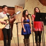 "Sophomores, Dennis Marcellino, Mischa De Jesus, and Savannah Mitchell performed a combination of the two songs ""Clarity"" and ""Stay the Night"" by Zedd ft. Hayley Williams. Marcellino, shared his reason for participating in the talent show and why they decided to choose the songs they performed, he says, ""When you have a talent or gift, you're suppose to share it, not keep it to yourself. We chose these songs, because it represented our bond as friends and as family."""