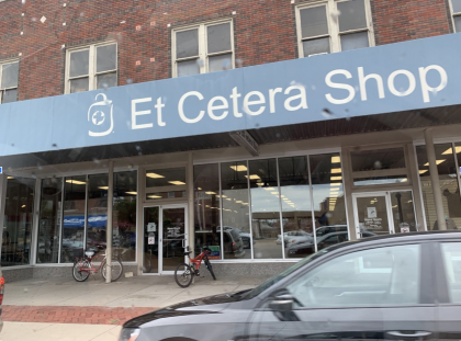 "Et Cetera: This is the place to go if you are looking for anything from housewear to clothing. ""They have an abundance of things to choose from and is a good place for college students to go if you are looking for cheap and good clothing.""- Karina McCormick, freshman."