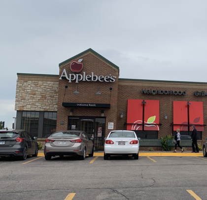 "Applebee's Grill + Bar: It's not a secret that Applebee's half-priced appetizers on weeknights are a popular choice for students. ""They were a refreshing choice to have so you didn't have to pay for a full meal."" -  Marta Jantzi, freshman"