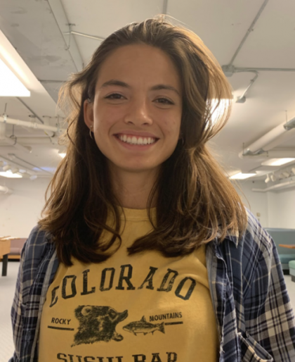 """When I use the training room, the chiropractor usually comes by but he can't at the moment. It feels a little chaotic with the construction and all that. The gym is beautiful and it's nice to come into the gym as a freshman."" -Rachel Weaver, freshman soccer player"