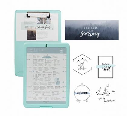 Foldable nursing clipboard ($13.50): Perfect for making a quick medical reference. This is a tool that every nursing student should have in hand.