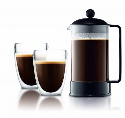 Coffee French Press ($19.67): For coffee lovers, this is an essential.