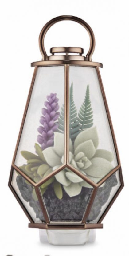 Succulent Terrarium Wallflower Plug ($16.50): To keep my room fresh, I put wallflower and change the scent everytime it runs out.