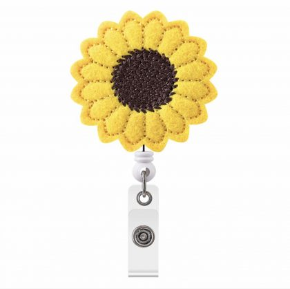 Badge Clip ($7.95): Show your Kansas pride with a sunflower badge clip. It's cute and useful!