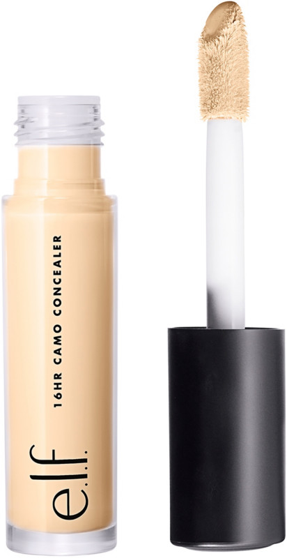 Elf cosmetics concealer ($6): It's affordable and has good coverage.