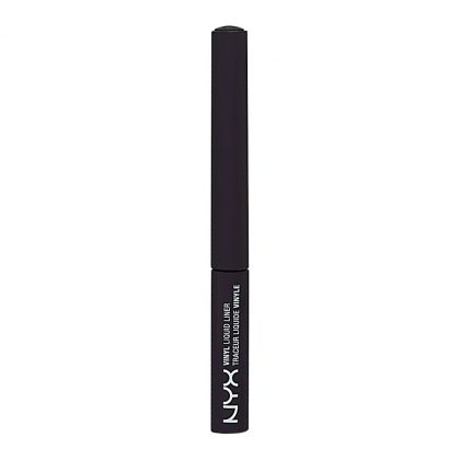 NYX professional Makeup Vinyl Liquid Eyeliner($4.35): Good quality and lasts a long time. It is also very affordable.