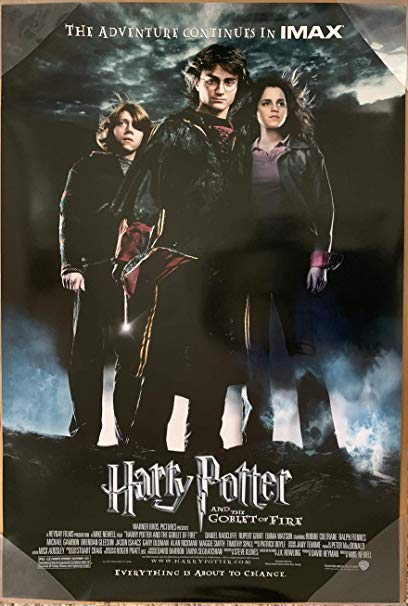 """Harry Potter and the Goblet of Fire (2005): """"Almost every Harry Potter movie has some Christmas elements, but only this one has the Yule Ball."""""""